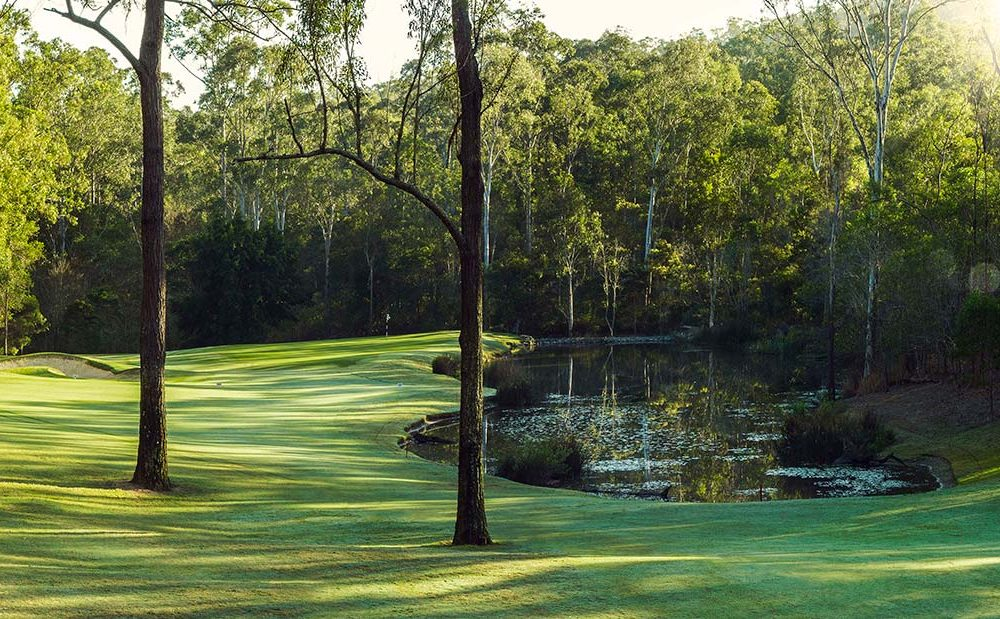 Brookwater sets the standard in golf-front living