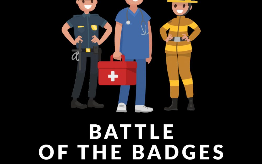 Battle of the Badges!