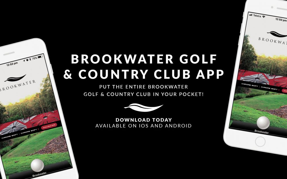 Brookwater Golf & Country Club App